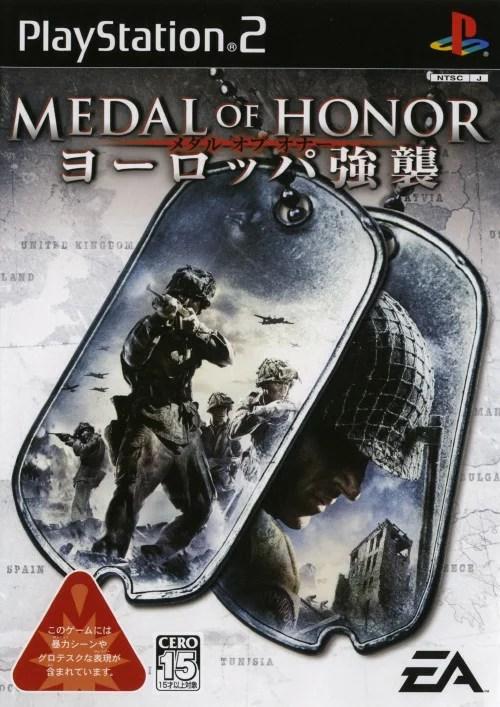 【中古】メダル オブ オナー ヨーロッパ強襲ソフト:プレイステーション2ソフト/シューティング・ゲーム