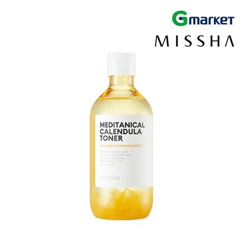 【MISSHA】【ミシャ】メディテニカル カレンデュラ トナー/Meditanical Calend