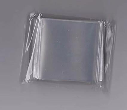 ビックリマン・ウエハース用 ぴったりスリーブ 100枚入り/当店オリジナル