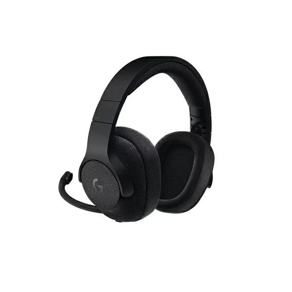 ロジクール G433BK [ブラック] 7.1有線サラウンド ゲーミング ヘッドセット Logicool G433 Wired 7.1 Surround Gaming Headset
