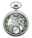 エポス スモール モダン スケルトン ポケットウォッチ 2003AGR 懐中時計 メンズ epos Small Modern Skeleton Pocket Watch クロノグラ..