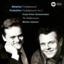 フランク・ペーター・ツィンマーマン(vn) / シベリウス:ヴァイオリン協奏曲 プロコフィエフ:ヴァイオリン協奏曲 第2番 [CD]
