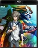 セイクリッドセブン Vol.01 [Blu-ray]