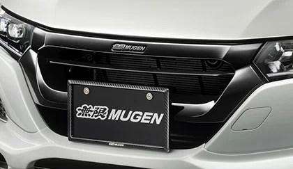 無限 MUGEN 75100-XNA-K0S0 フロントスポーツグリル ツヤ有ブラック塗装 S660