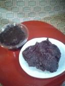 餡(つぶし餡)(小倉)北海道羊蹄山麓特上小豆100%《高級甘味処の材料です。》