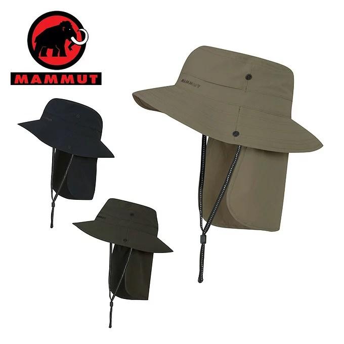 マムート MAMMUTトレッキング ハット メンズRUNBOLD ADVANCED HAT1090-