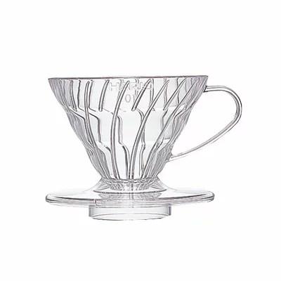 【コーヒー器具】HARIO V60ドリッパー 1〜2杯用 クリア