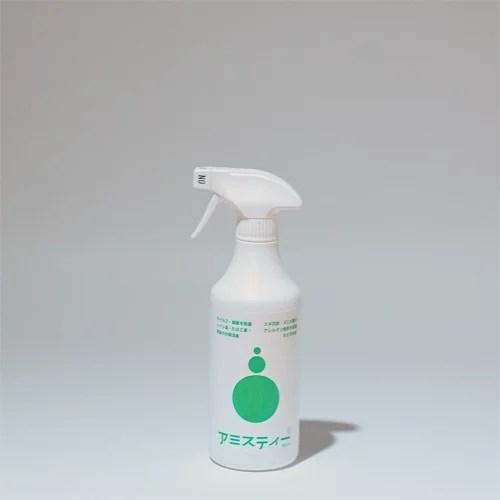 【インフルエンザ対策に!】アミスティー衛生水 500mL (トリガースプレー)