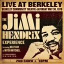 Jimi Hendrix ジミヘンドリックス / Live At Berkeley (2枚組アナログレコード) 【LP】
