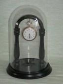 【送料無料】腕時計 ウォッチポケットガラスドームハンガー