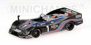 【送料無料】模型車 モデルカー スポーツカーポルシェマルティニレーシングキロ#143 porsche 93676 martini racing adac 300km 1976 1 rstommelen