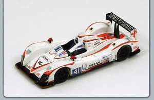 【送料無料】模型車 モデルカー スポーツカーグリーブスモータースポーツルマン#143 zytek nissan greaves motorsport 1st lmp2 le mans 24 hrs 2011 41