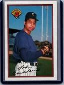 【送料無料】スポーツ メモリアル カード #アルニューヨークヤンキース1989 bowman 170 al leiter york yankees