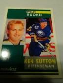 【送料無料】スポーツ メモリアル カード 19911992325サットンrc19911992 pinnacle 325 ken sutton rc