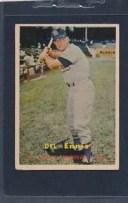 【送料無料】スポーツ メモリアル カード #エニス1957 topps 260 del ennis cardinals vgex 57t2601115154