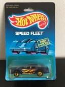 【送料無料】模型車 モデルカー スポーツカー ホットホイールスピードフリートホット1988 hot wheels speed fleet 37 hot firebird ..