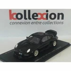 【送料無料】模型車 モデルカー スポーツカー spark gemballa gtr 650 2006 500 ex 143