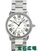 カルティエ CARTIER ロンドソロ ドゥカルティエ MM WSRN0012【中古】 ユニセックス 腕時計 送料・代引手数料無料