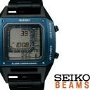 【延長保証対象】セイコー 腕時計 ワイアード 時計 WIRED デジボーグ BEAMSプロデュース BASEL限定モデル メンズ グレー AGAM701 [ メ..