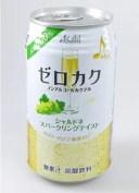 【アサヒ】ゼロカクシャルドネスパークリングテイスト 350ml×24缶 (1ケース) ノンアルコール