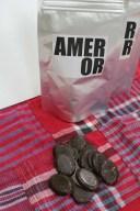 *クーベルチュール アメール・オール【コイン】【バレンタイン】【個数限定】【コイン型スイートチョコ100g】