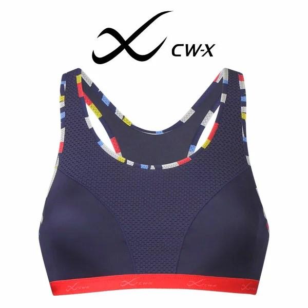 ワコール CW-X スポーツブラ 走る人のブラ 5方向サポート機能 スポーツ用ブラジャー単品 HTY