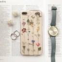 スマホケース 押し花 カバー アイフォンケース iPhone 12 Pro Max Xperia 1 II SO-51A/SOG01 X……