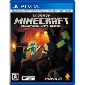【PS Vita】Minecraft: PlayStation(R)Vita Edition 【税込】 ソニー・コンピュータエンタテインメント [VCJS10010]【返品種別B】【RCP】