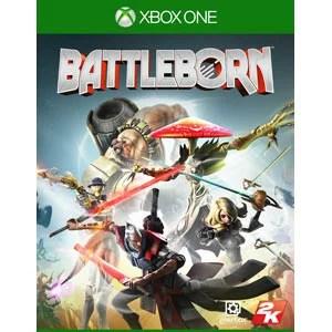 【Xbox One】バトルボーン テイクツー・インタラクティブ・ジャパン [3HF-00001バトルボーン]