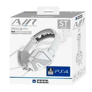 【PS4】ゲーミングヘッドセット AIR STEREO for PlayStation4 ホリ [PS4-072]