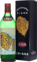 東京都 青ヶ島酒造 青酎あおちゅう 菊池正芋焼酎 30度 700ml オリジナル化粧箱入