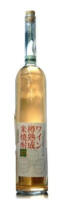 ご贈答用の包装・梱包不可茨城県 木内酒造2004年度限定600本ワイン樽熟成米焼酎 33度 1500ml
