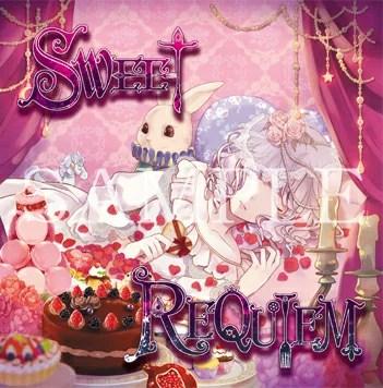 【新品】SWEET REQUIEM[SWEET CLOWN 〜午前三時のオカシな道化師〜 サントラCD](goods)/サウンドトラックCD/公式グッズ/TAKUYO
