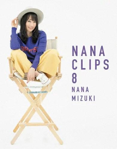 【送料無料】NANA CLIPS 8【Blu-ray】/水樹奈々[Blu-ray]【返品種別A】