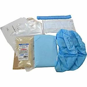 食中毒の二次感染防止に 嘔吐物処理キットEL 2回分の嘔吐物処理が可能 除ウイルス嘔吐物凝固剤付き