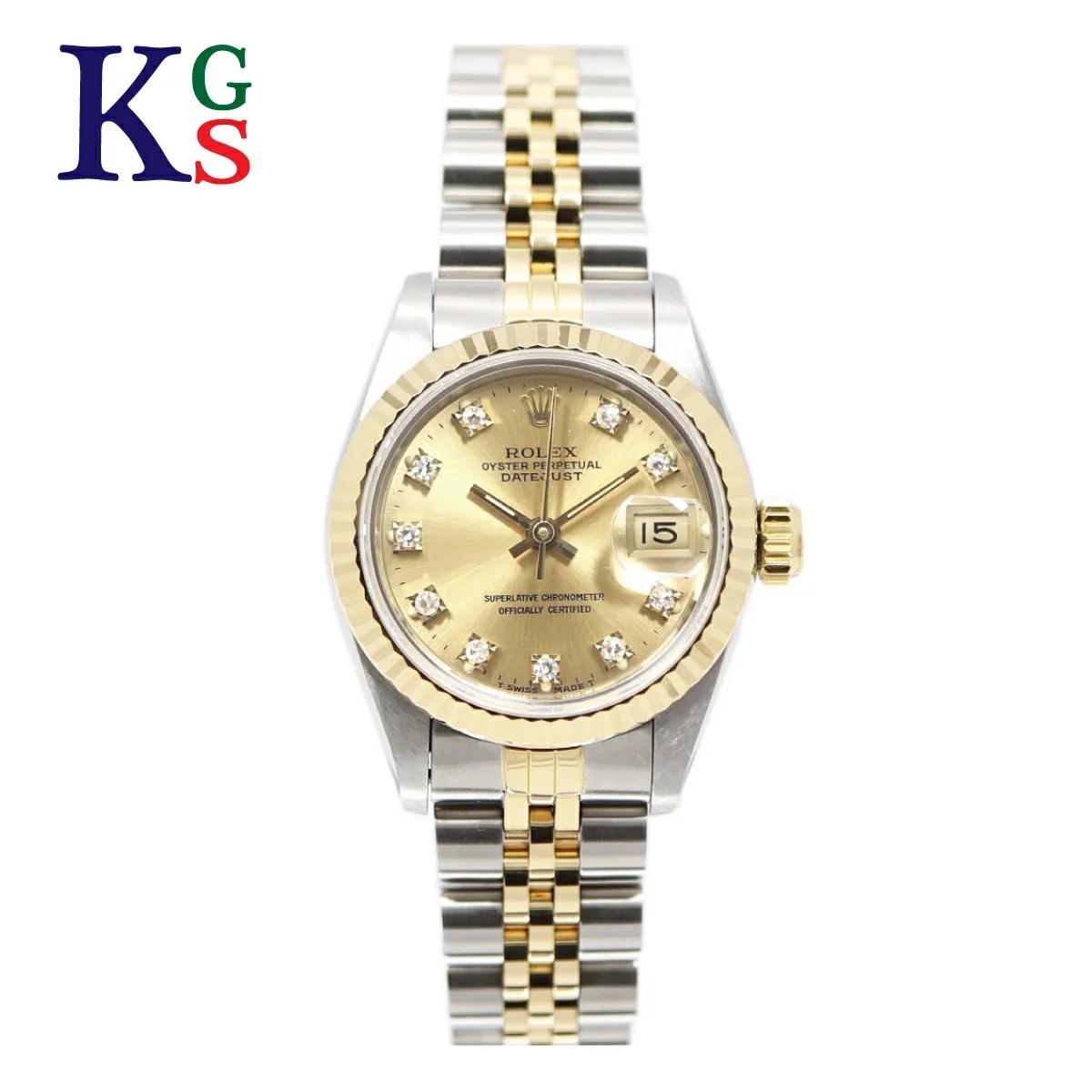 【ギフト品質】ロレックス/ROLEX レディース 腕時計 デ