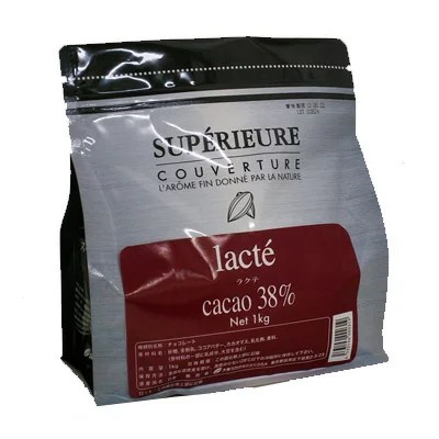大東 SUPERIEURE スペリオール lacte ラクテ 38% 1kg【夏季冷蔵】