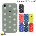 iPhone XS アイフォンX XR カバー AndMesh Layer Case レイヤー ケース【アンドメッシュ 携帯……