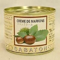 サバトン マロンクリーム 250g /