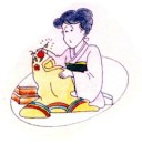 子供 袴 裾上げ 【修理】3000