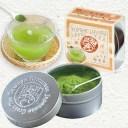 茶和家 掛川市産 べにふうき 粉末茶 40g缶 プチギフトにもおすすめ