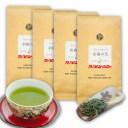 初摘み茶100g平袋×4枚 深蒸し掛川茶 緑茶 日本茶深蒸し茶 深蒸し掛川茶 掛川深蒸し茶