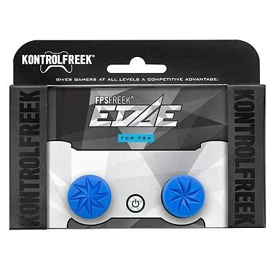 FPS Freek edge ブルー PS4 PS5※パッケージはPS4ですが、PS5でも使えます。【メール便のみ送料無料】Playstation 4 PS4 FPS フリーク エッジ狙い撃ちする射撃ゲーム向け左右で高さが違う PS4 [並行輸入品]