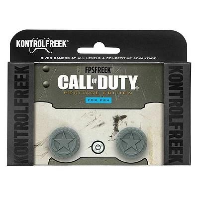 FPS Freek Call Of Duty Heritage Edition PS4 PS5 グレー※パッケージはPS4ですが、PS5でも使えます。【メール便のみ送料無料】コールオブデューティヘリテージエディションPlaystation 4 コントロールフリーク [並行輸入品]