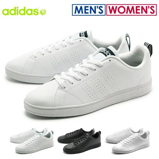 アディダス adidas neo メンズ レディース スニーカー バルクリーン2ホワイト ブラック