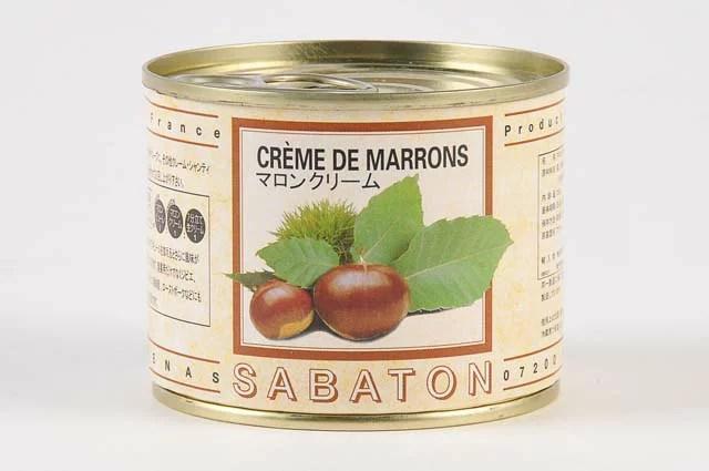 サバトン マロンクリーム 250g |