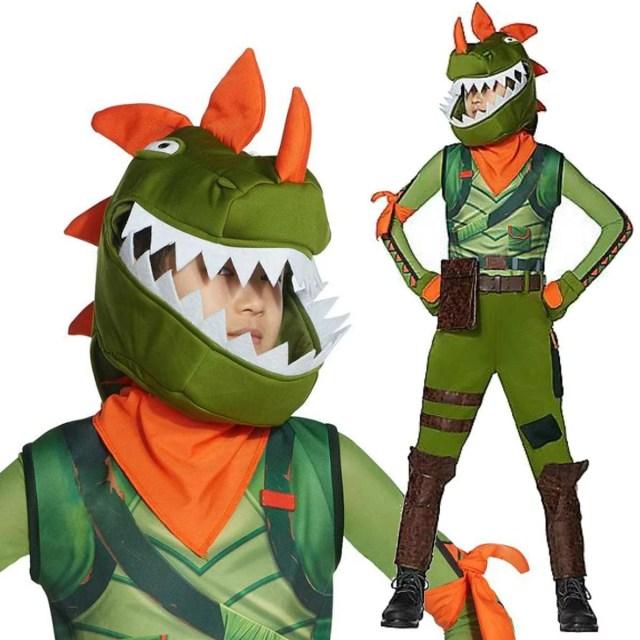 フォートナイト コスプレ レックス 子供用 コスチューム 服 グッズ スキン 公式 Fortnite
