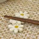 箸置き マーガレット ホワイト ( 箸おき はしおき カトラリーレスト 箸置 )