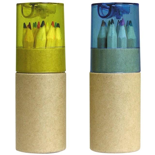 色えんぴつ 鉛筆削り付色鉛筆 12色 色鉛筆 色えんぴつ お絵かき 知育玩具 幼児 子供 おもちゃ