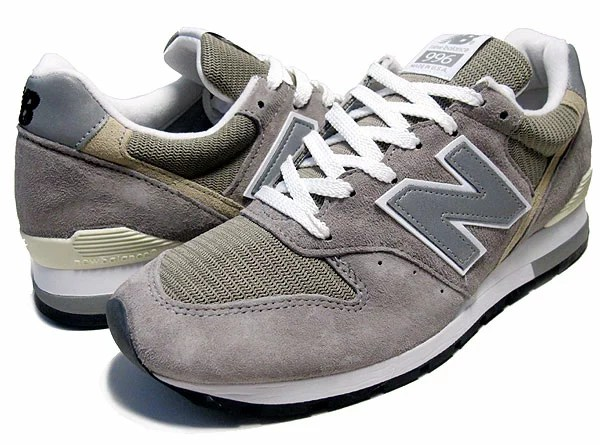 17f2992d813 NEW BALANCE M996GY MADE IN U.S.A グレー